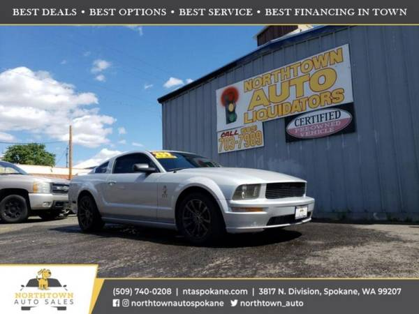 Photo 2005 Ford Mustang GT - $8,980 ($500 down you39re approved)