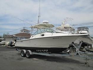 Photo 2006 Pursuit 2570 Offshore - $38,500 (spokane)