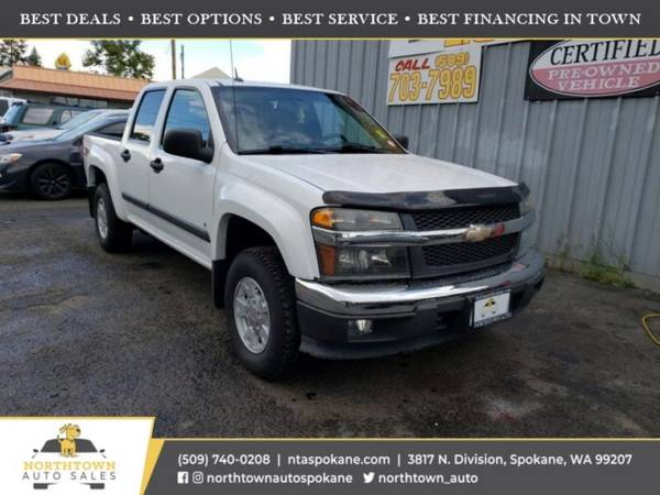 Photo 2008 Chevrolet Colorado LT W2LT - $11980 ($500 down youre approved)