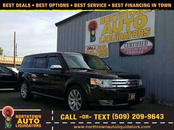 Photo 2009 Ford Flex Limited ($500 down you39re approved)