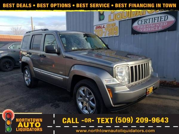Photo 2012 Jeep Liberty Sport ($500 down you39re approved)