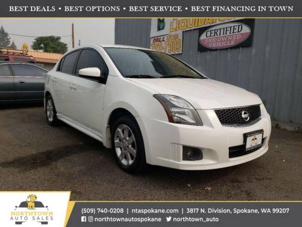 Photo 2012 Nissan Sentra 2.0 SR - $7,980 ($500 down youre approved)