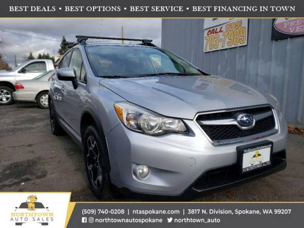 Photo 2015 Subaru XV Crosstrek Sport SR NAVI - $15,680 ($500 down youre approved)