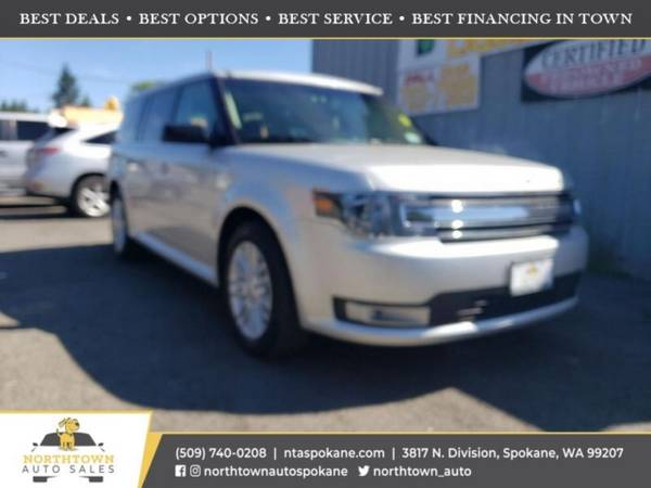Photo 2017 Ford Flex SEL - $16,980 ($500 down you39re approved)