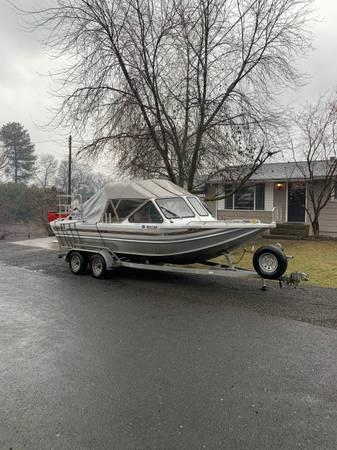 Photo 20ft NWJ jet boat - $28,500