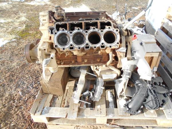 Photo 6.7 Ford Diesel Parts - $2,000 (Cottonwood)