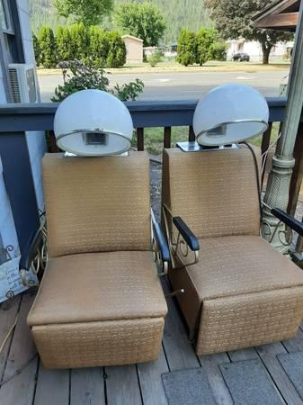 Photo Beauty Salon furniture - $75 (Orofino)