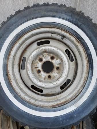 Photo Chevy rally wheels (lewiston)