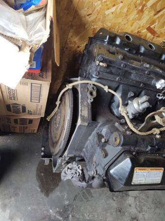 Photo Ford 7.3 diesel engine (working) - $1,800 (Kamiah)