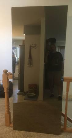 Photo Full length mirror - $10 (Highland)