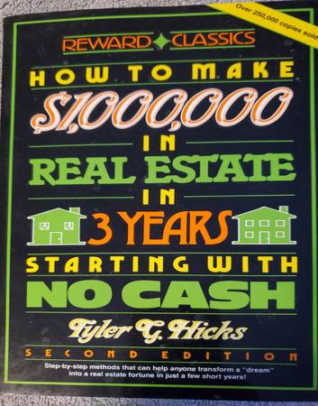 Photo How to make $1,000,000 in Real Estate - $5 (Spokane)