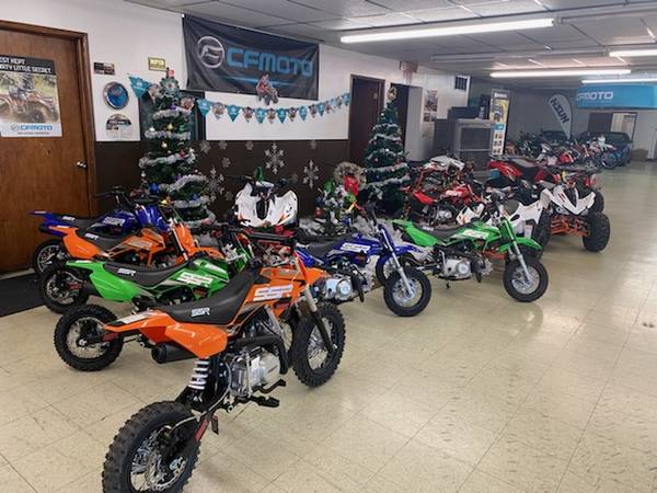 Photo Huge Christmas Sale on All SSR pit bikes (Moses Lake)