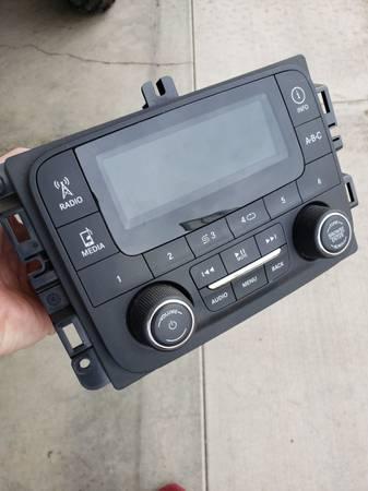 Photo Stock Dodge Ram stereo - $50 (Clarkston)