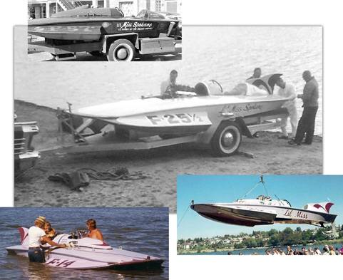 Photo Wanted, the old hydroplane quotLi39l Missquot (Northwest)
