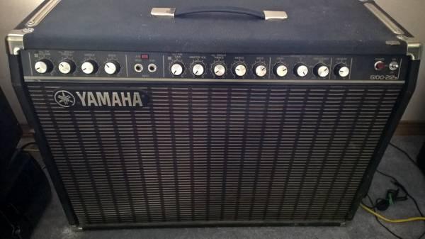 Photo Yamaha G100 212 guitar  - trade - $200 (Spokane)