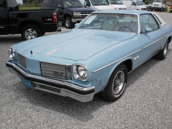 Photo 1975 Oldsmobile Cutlass Salon - $3950 (5610 S. Hwy 27 Somerset, KY 42501)