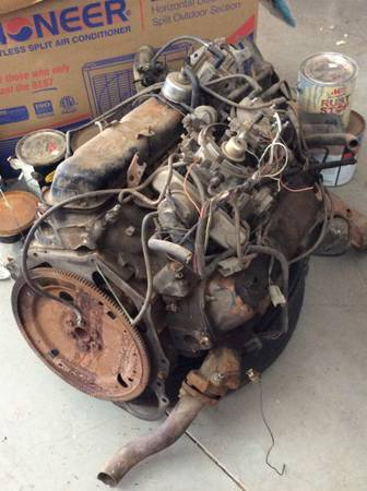 Photo 1980 Ford 302 Engine - $200 (Russell Springs)