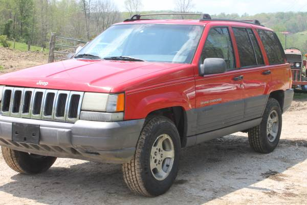 Photo 1997 Jeep Grand Cherokee - $1500 (Climax)