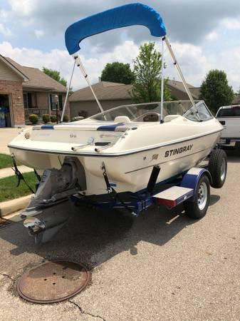 Photo 2004 Stingray 180RX Open Bow Boat - $8,500 (Troy)