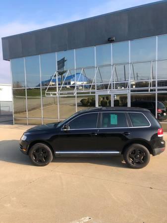 Photo 2006 VW Touareg - $3,850 (Nicholasville)
