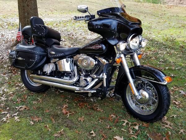 Photo 2008 Harley davidson heritage softail - $6,500 (Whitley city)