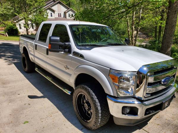 Photo 2013 Ford f250 diesel - $25500 (somerset)