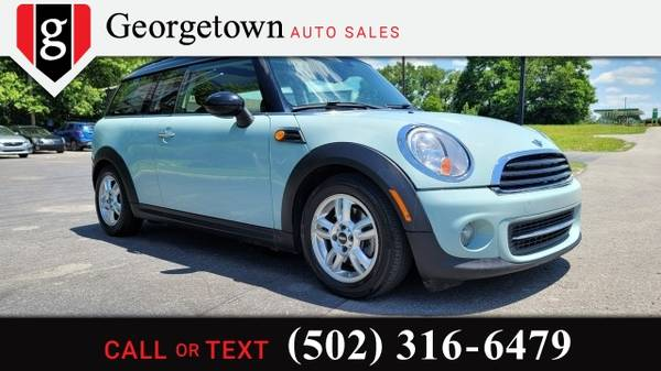 Photo 2014 Mini CLUBMAN SOLD AS TRADED - $3,984 (_Mini_ _CLUBMAN_ _Coupe_)