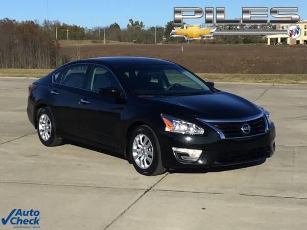Photo 2014 Nissan Altima 2.5 S - $11,795 (_Nissan_ _Altima_ _Sedan_)