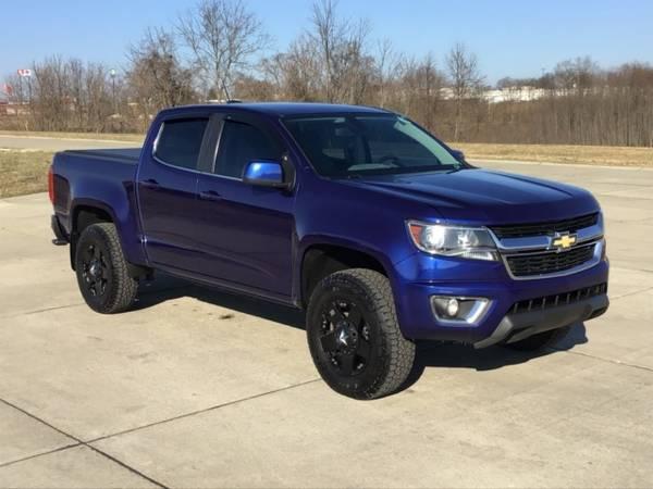 Photo 2015 Chevrolet Colorado LT - $22,684 (_Chevrolet_ _Colorado_ _Truck_)