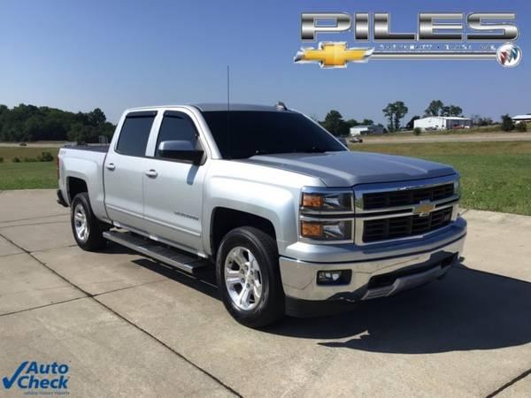Photo 2015 Chevrolet Silverado 1500 LT - $26,387 (_Chevrolet_ _Silverado 1500_ _Truck_)
