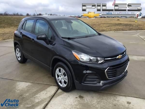 Photo 2018 Chevrolet Trax LS - $13,152 (_Chevrolet_ _Trax_ _SUV_)