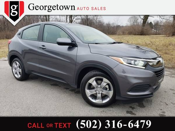 Photo 2019 Honda HR-V LX - $20,000 (_Honda_ _HR-V_ _Wagon_)