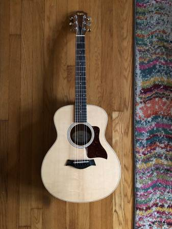 Photo 2019 Taylor GS Mini-e Ltd Ovangkol - $525 (Lexington)