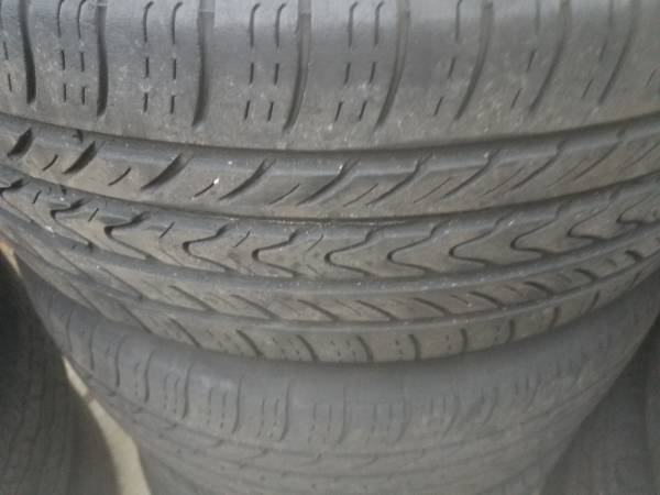 Photo 4 Tires 205 55 16 - $125 (Winchester)