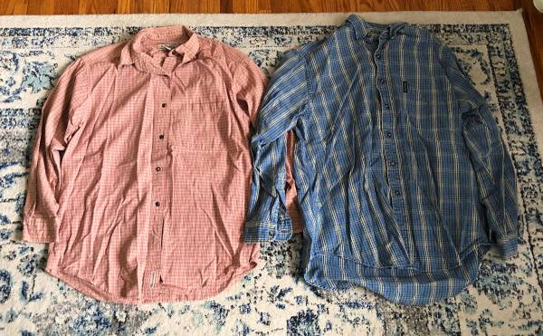 Photo Abercrombie button up shirts mens size small - $13 (Versailles)