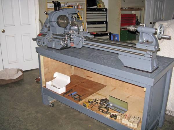 Photo Atlas Craftsman 12 X 36 Metal Lathe - $1,500 (Hustonville)
