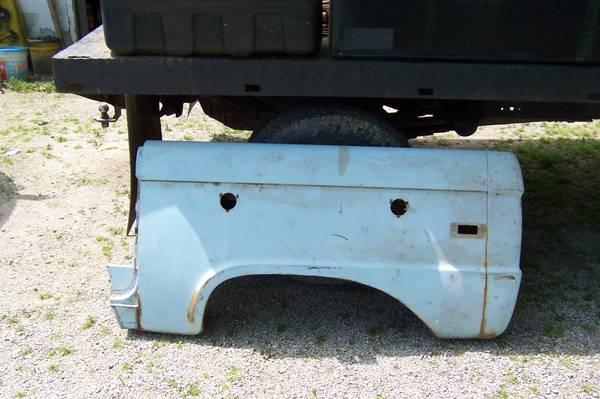 Photo Bronco Parts - $350 (Tollesboro, Ky.)