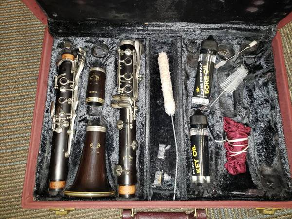 Photo Buffet Cron R13A (Key Of A) Clarinet For Sale - $1,999