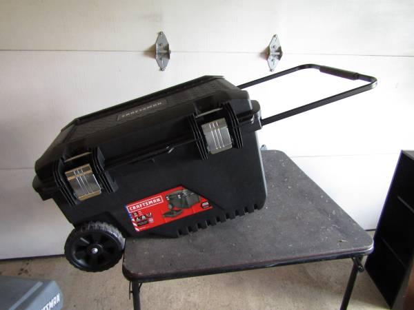 Photo Craftsman Rolling Tool Chest - $60 (Richmond)