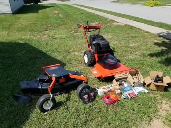 Photo DR field and brush all terrain mower - $2,600 (Nicholasville)
