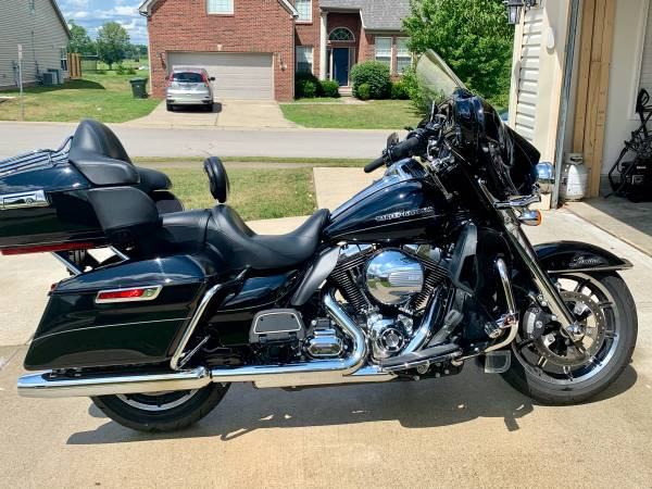 Photo Harley Ultra Limited - $17,500 (Georgetown)