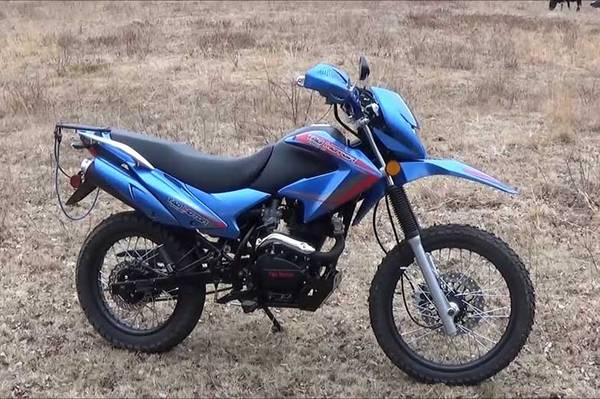 Photo NEW 2021 TBR7 Deluxe 229cc Enduro Street Legal Motorcycle SI - $1,499 (Carrollton)