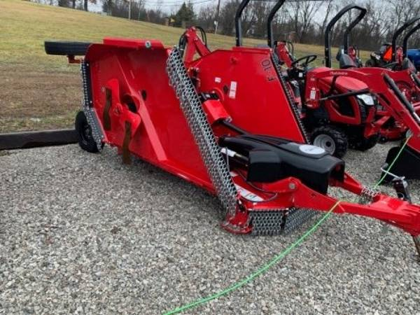 Photo New Mahindra F-10 10 foot Flex Wing Cutter - Financing available - $9900 (Cornerstone Equipment)