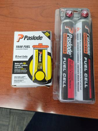 Photo Paslode Cordless Fuel Cells (expired) (Montgomery)