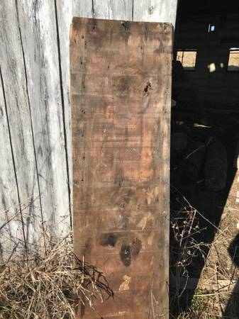 Photo Reclaimed lumber - $1 (Irvine)