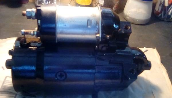 Photo Reduced GM Small block Rebuilt Starter - $30 (Danville ky)