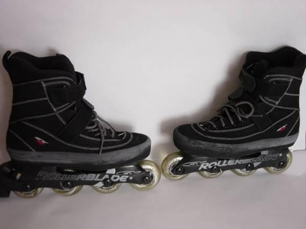 Photo Roller Blades mens size 8 - $35 (L3xington, KY)