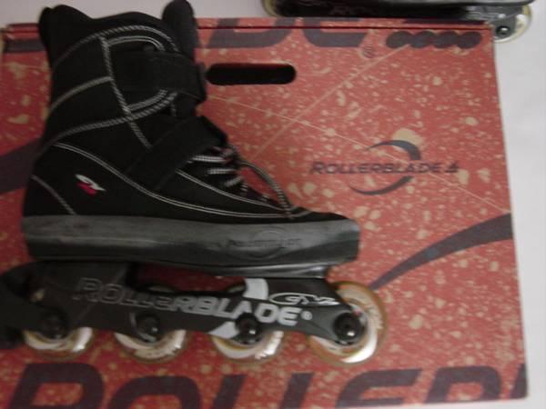 Photo Roller Blades mens size 8 - $39 (L3xington, KY)
