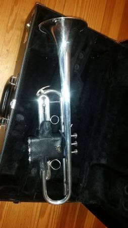 Photo Schilke S22C silver trumpet in C - $1,699 (Dry Ridge)