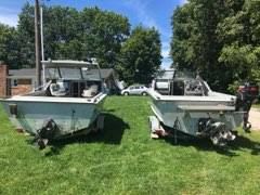 Photo Two Sea Nymph GLS 220, one Hardtop, one open - $7,995 (Winchester)